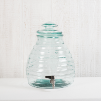 Bee Hive Beverage Decanter