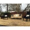 Velvet Chairs (Black)