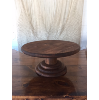 Natural Wood Cake Pedestal