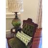 Velvet Chair (Green)