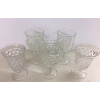 Assorted Crystal Glasses