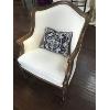 Linen Chair (Maple White)