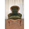 Victorian Velvet Chair (Wynn)