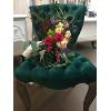 Maxine Velvet Chair (Green)