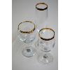 Gold Rim Glasses