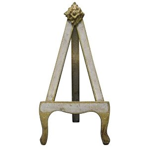 Florentine Gold Easel - Small