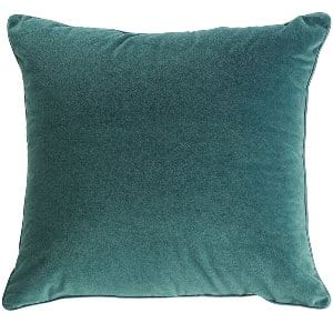 Alicia Teal Pillow