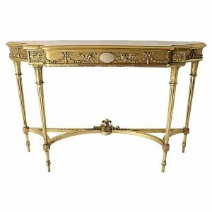 Mariage Gold Console