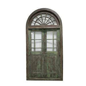 Vintage Arch 10 ft Door