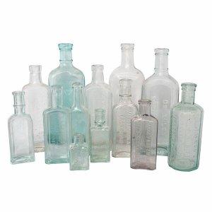*Medicine Bottles