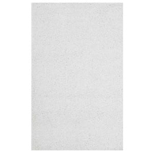 Ice White Shag Rug