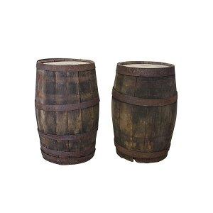 Vintage Small Barrels