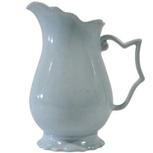 Pale Blue Pitcher