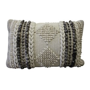Moroccan Braided Pillow