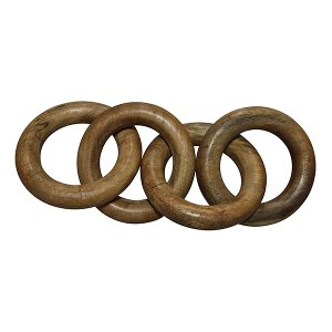 Nautical Wood Rings