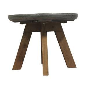 Zetes - Zinc Side Table