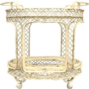 Blanche Tea Cart