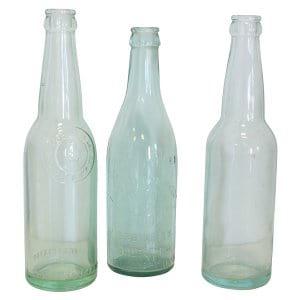 Light Green Bottles