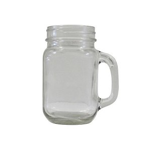 Ball Jar With Handle
