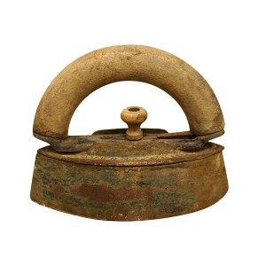 Vintage Pressing Iron