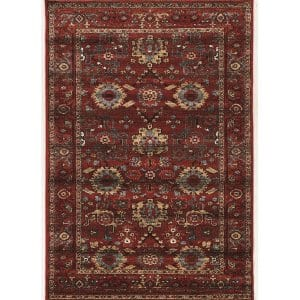 Harris - Red Serape Area Rug