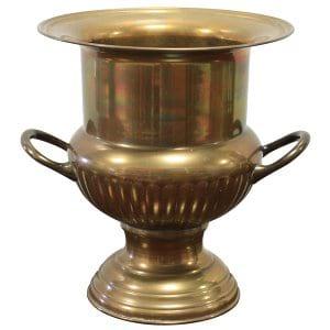 Brandi - Brass Urn