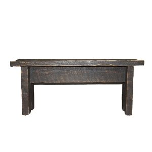Ridge Black Bench