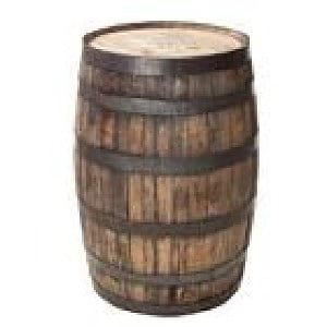 Whiskey Barrels - Vintage