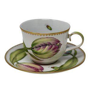 Anna Weatherley Teacup & Saucer