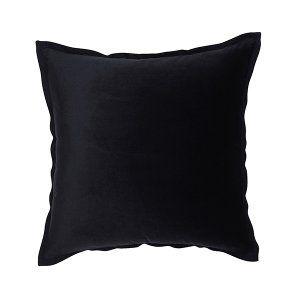 Lancaster Black Pillow