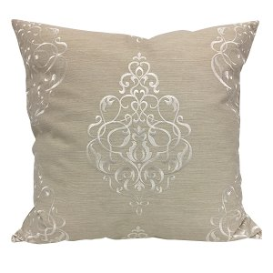 Tussah Medallion Pillow