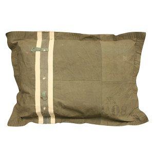 Military Dark Green Floor Pillow