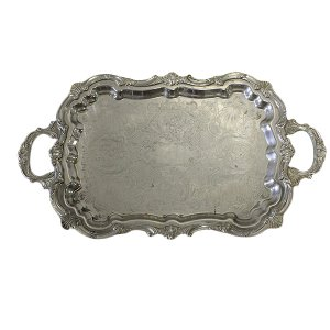 Sylvia Large Footed Tray