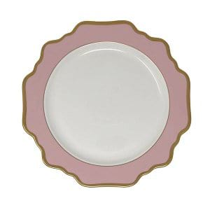 Avery - Blush Dinner Plate
