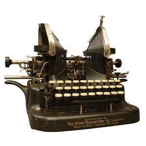 Oliver Typewriter