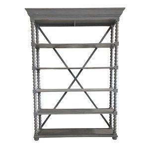 Fenton - True Grey 5 Shelf Rack