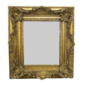 Jersey Gilded Frame