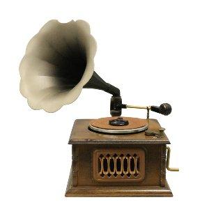 Miniature Gramophone