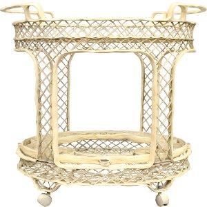 Blanche Tea Cart