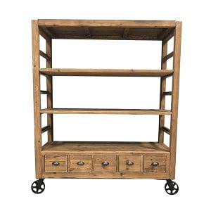 Rustic Bakers/Display Rack