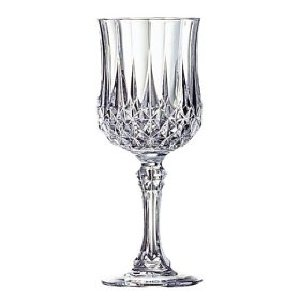 Cut Crystal Goblet-Large