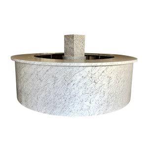 Marble Circular Bar