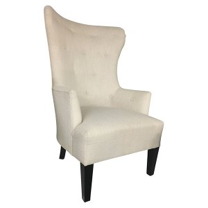 Madison Modern Wingback Chair