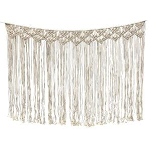 Macrame Curtain (Mid)
