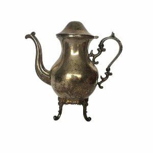 Silver Teapot's