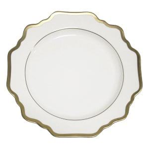 Avery - Bianca Salad Plate