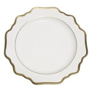 Avery - Bianca - Dinner Plate