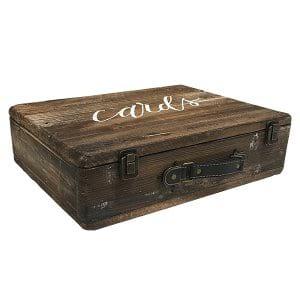 Artist Card Box