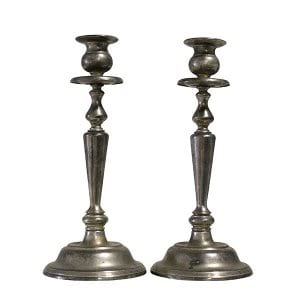Yearling Candlestick-Pair