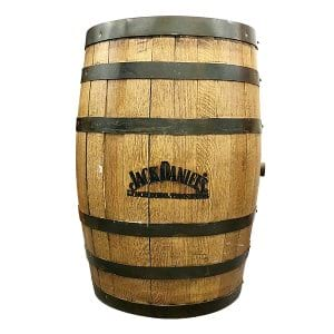 Whiskey Barrels - Jack Daniels